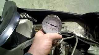 8. LOT 1890A 2008 Crossfire 1000 EFI Engine Compression Test
