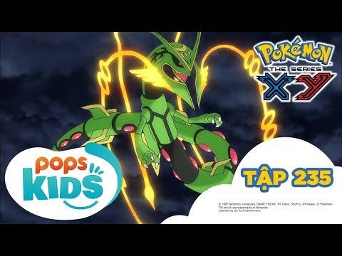 Pokémon Tập 235 - Sức Mạnh Tối Thượng Của Tiến Hóa Mega II - Hoạt Hình Tiếng Việt Pokémon S18 XY - Thời lượng: 23:17.