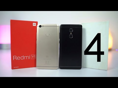 Redmi Y1 vs Redmi Note 4 Comparison Similarities, Differences , Pros and Cons