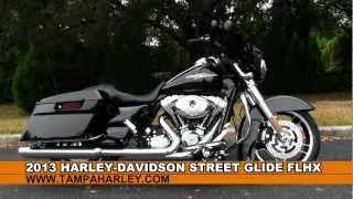 3. 2013 Harley Davidson Street Glide FLHX Review