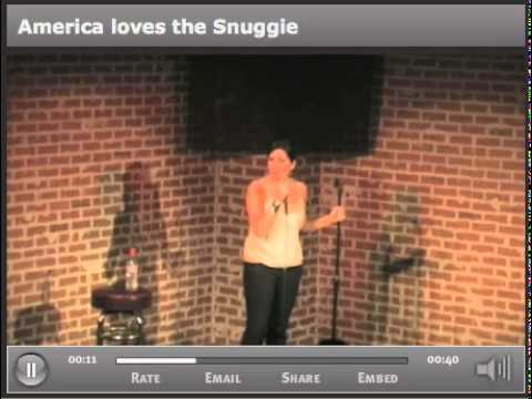 Tammy Pescatelli Comedy | The Snuggie