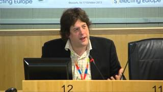 Anthony Zacharzewski at EuroPCom 2013, Committee of the Regions