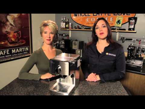 Saeco Poemia Semi Auto Espresso Machine: What's Brewing #6