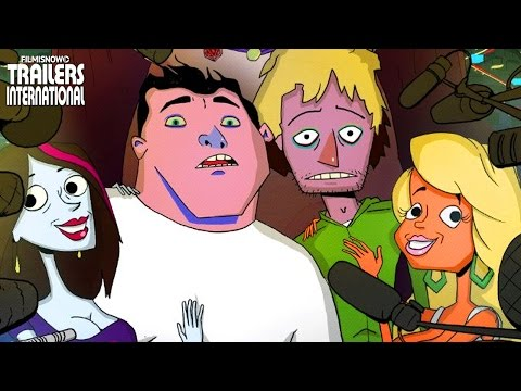 NERDLAND ft. Paul Rudd and Patton Oswalt | Official Trailer [HD]