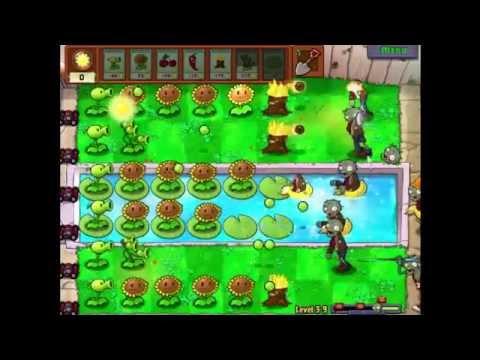 Plants Vs Zombies Lv3-9