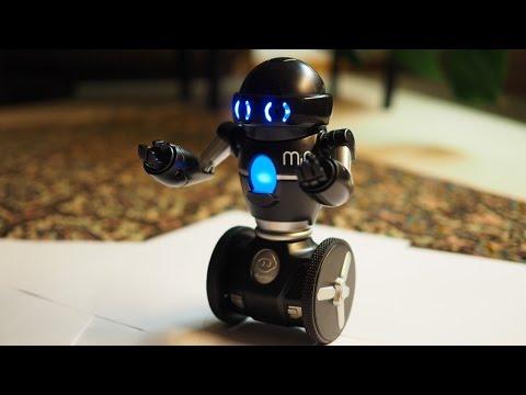 WowWee MiP - Balancier-Roboter im Test