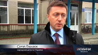 Народний депутат проінспектував роботи, що ведуться у 188 окрузі