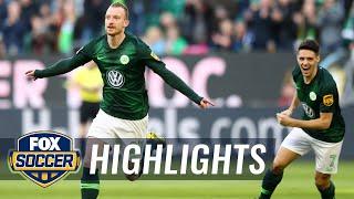 VfL Wolfsburg vs. FSV Mainz 05   2020 Bundesliga Highlights by FOX Soccer