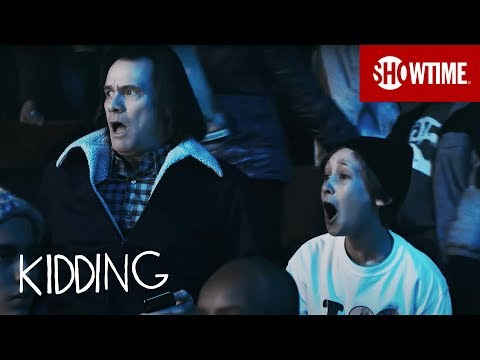 'You Promised!' Ep. 9 Official Clip | Kidding | Season 1