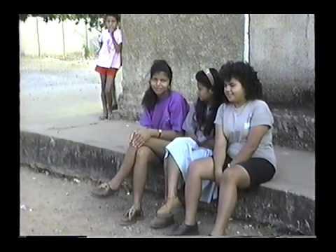 Crianças na Gincana de 7 de Setembro de 1.991 JDS Divinópolis