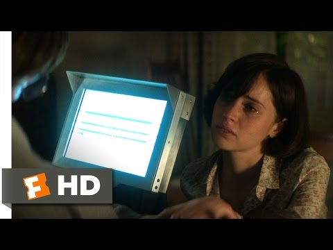 The Theory Of Everything (8/10) Movie CLIP - I Have Loved You (2014) HD