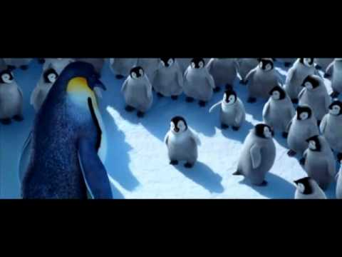Feet - Happy Feet is © Warner Bros, all right reserved. Scene from the amazing movie Happy Feet (2006). Songs using in this scene: 1:02 - Grandmaster Flash - The Me...