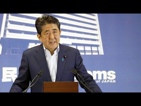 Japan: Ministerpräsident Abe verfehlt Zwei-Drittel-Me ...