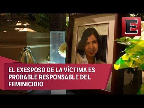 Arrestan al presunto asesino de la periodista Alicia Díaz González