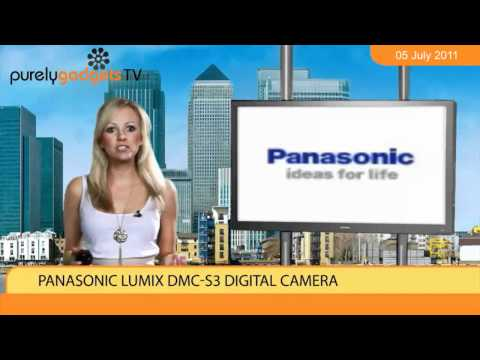 Panasonic Lumix DMC-S3 Digital Camera