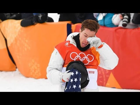 Shaun White wins Winter Olympics: United States wins 100th all-time gold medal