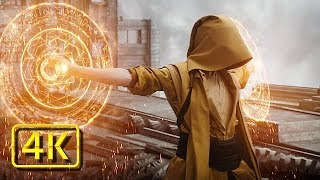 Nonton Kaecilius Vs The Ancient   Doctor Strange Espa  Ol Latino  2016  4k  Ultra Hd  Film Subtitle Indonesia Streaming Movie Download