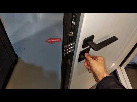 Входные двери Страж Giada E со стеклопакетом