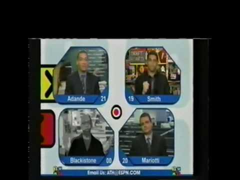 Adande - Around the Horn - 4/22/05 J.A. Adande goes off on one of the most dominating rants in the show's history.