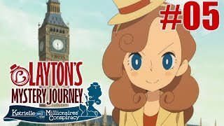*READ DESCRIPTION*Episode 05: Who Has Stolen The Hand?Welcome to the newest series on the channel. Layton's Mystery Journey - Katrielle and the Millionaires' Conspiracy. If you are familiar with this series feel free to watch. If you enjoy a smaller Youtuber play this game, hit that SUBSCRIBE button to support the channel :)~Twitter~Twitter.com/ShirakoZXTV