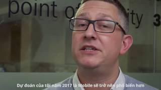 Dự đoán về xu hướng media năm 2017