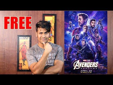 Avengers ENDGAME & Torrent Links ?   TRAP !!