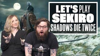 Let's Play Sekiro: Shadows Die Twice - Sekiro Shadows Die Twice PS4 Pro Gameplay