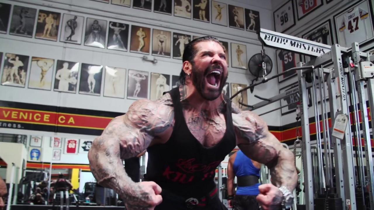 Generation Iron 2 – 30 Second TV Spot   Kai Greene, Calum Von Moger, Rich Piana Bodybuilding Movie