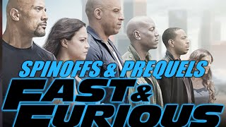 Nonton New FAST & FURIOUS Trilogy, Spinoffs & Prequels In The Works Film Subtitle Indonesia Streaming Movie Download