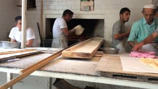 Denizli Turkey  city images : Street Food Denizli/Turkey Making Pide