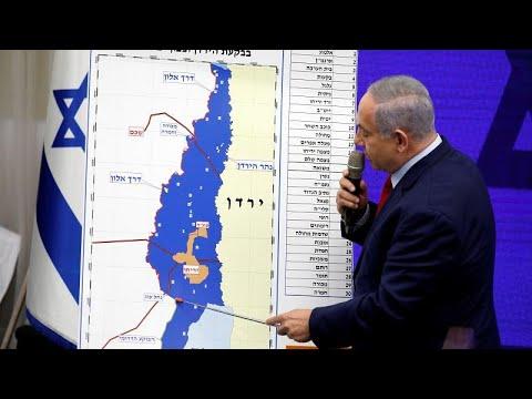 Israel: Netanjahu will bei Wahlsieg das Jordantal anne ...