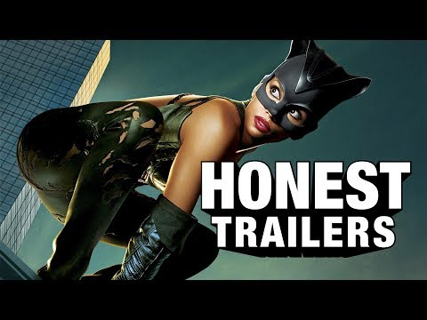 An Honest Trailer for Catwoman