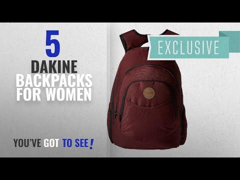 Dakine Backpacks For Women [2018 Best Sellers]: Dakine Women's Prom Backpack 25L Rosewood One Size