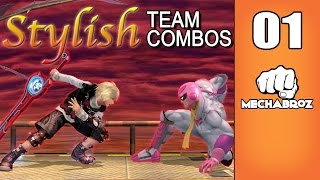 Stylish Team Combos 01 | Super Smash Bros. for Wii U
