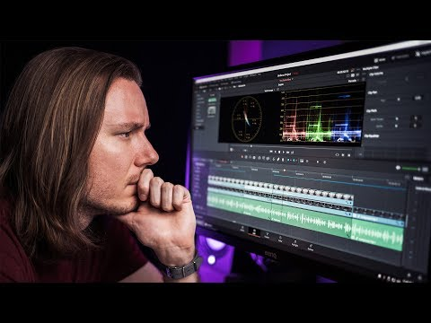 A PREMIERE User's Problems with DAVINCI RESOLVE 16