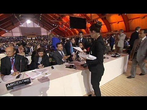 COP21: Κατατέθηκε σχέδιο απόφασης στην Διάσκεψη για το Κλίμα στο Παρίσι