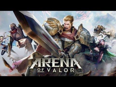Nosey vs Mobilna MOBA? - Arena of Valor