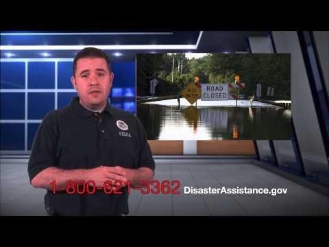 Ayuda de FEMA a afectados por las pasadas inundaciones. - Thumbnail