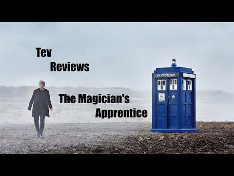 Doctor Who Season 9 Episode 1 The Magicians Apprentice