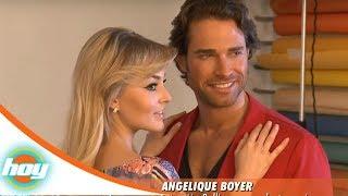"""Sebastián Rulli será protagonista de """"Papá a toda madre"""" y por esa razón Angelique Boyer se encuentra emocionada y orgullosa..."""