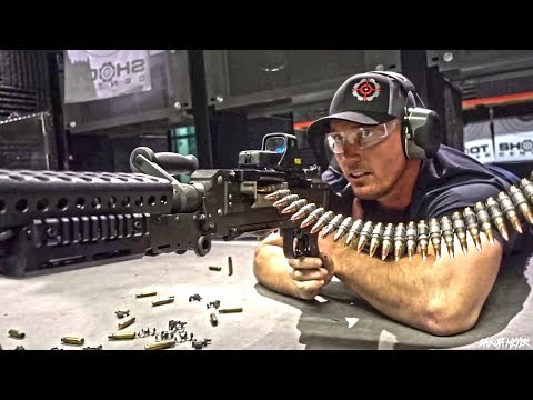 TALKING GUNS WITH A M240