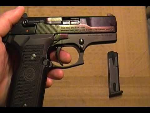 Stoeger/Beretta 8000 Cougar 9mm review