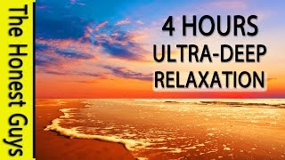 Video 4 HOURS of ULTRA DEEP RELAXATION. Binaural Beat (432Hz Music) Theta Wave MP3, 3GP, MP4, WEBM, AVI, FLV September 2017