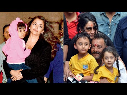 Bollywood Stars Posed With Their Kids – CUTE Mom