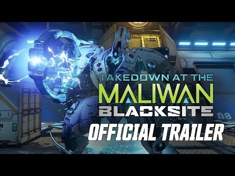 Trailer : Élimination au site secret de Maliwan de Borderlands 3