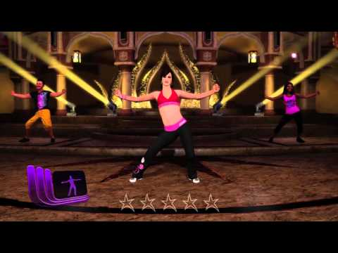 Los Angeles Zumba® Flashmob Choreography