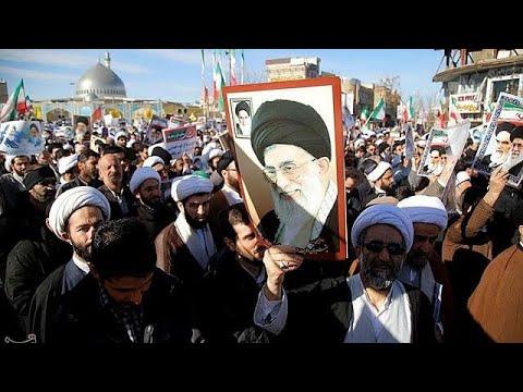 Ιράν: «Θα επέμβουμε την κατάλληλη στιγμή» λέει ο Τραμπ
