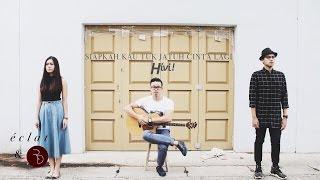Video HiVi! - Siapkah Kau Tuk Jatuh Cinta Lagi (eclat & Rama Davis Acoustic Cover) MP3, 3GP, MP4, WEBM, AVI, FLV Oktober 2018