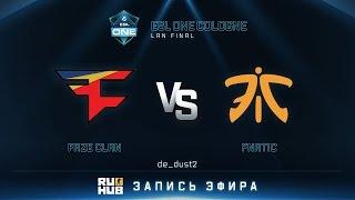fnatic vs FaZe, game 1