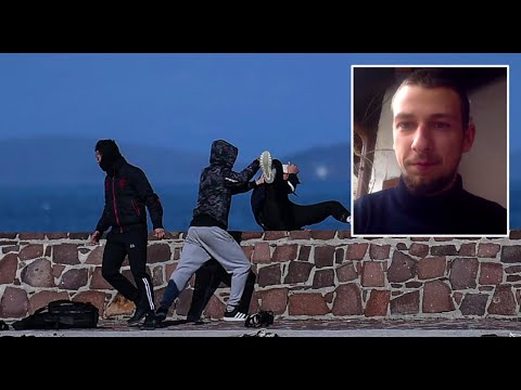 Angriff auf Videojournalisten auf Lesbos: »Menschen h ...